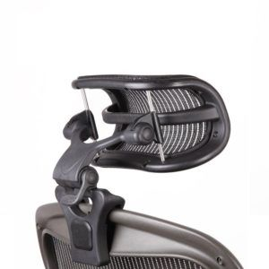 Aeron headrest back